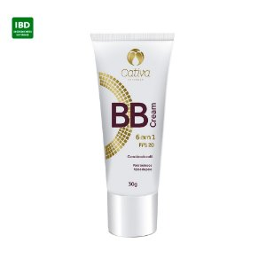 Cativa Natureza BB Cream FPS 20 30g