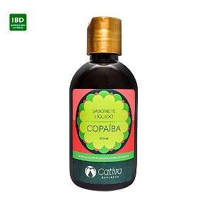 Cativa Natureza Sabonete Líquido Copaíba 250 ml