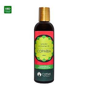 Cativa Natureza Loção Hidratante Copaíba 240 ml