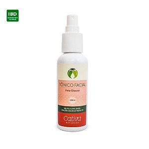 Cativa Natureza Tônico Facial Pele Oleosa 120 ml