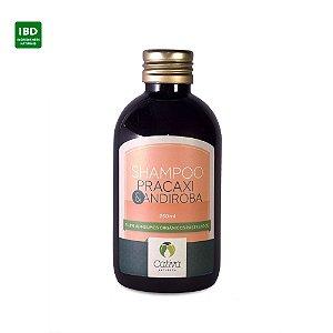 Cativa Natureza Shampoo Pracaxi e Andiroba Todos os Tipos de Cabelo 250 ml
