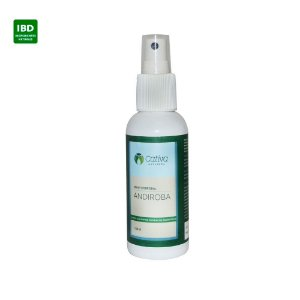 Cativa Natureza Spray Corporal Andiroba, Neem e Citronela - Repelente Natural 120 ml