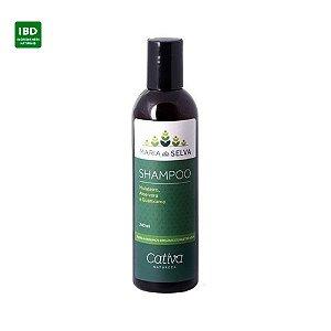 Cativa Natureza Shampoo Maria da Selva Cabelos Mistos 240 ml