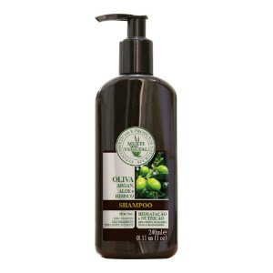 Multi Vegetal Shampoo de Oliva, Argan, Aloe e Hibisco 240 ml