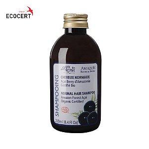 Arte dos Aromas Shampoo Orgânico de Açaí Antioxidante 250 ml