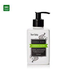 Herbia Sabonete Líquido Orgânico Lippia Alba 300 ml