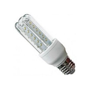Lâmpada LED 5w 3u Bivolt Rosca Soquete