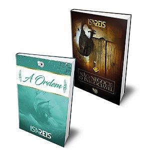 Combo Isa Reis (Os dois livros com preço especial)