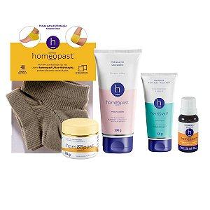 Kit de Hidratação+Homeopast Fortalecedor