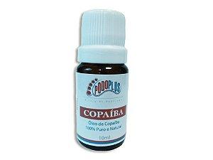 Oleo de Copaiba Podoplus 10ml