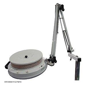 Luminaria LED Com Exaustor Turbo Podonto Lider Bivolt