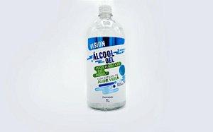 Álcool em gel Vision - 1L