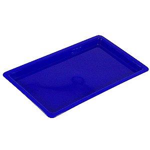 Bandeja Plastica Azul - Média - Nova OGP