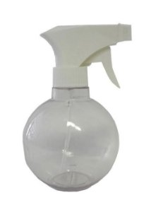 Pulverizador Pet Transparente - 280 ML