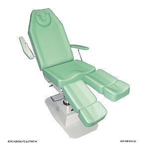 Cadeira Tradicional PMH Mecanica Hidráulica Podontolider