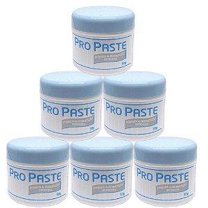 Kit Pro Paste Creme Hidratante 30g 6-unidades