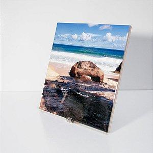 Azulejo Viva Praia 'Pedra D'Água' | Praia do Cepilho | Trindade | RJ