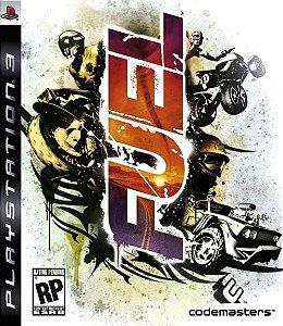 FUEL - PS3 (usado)