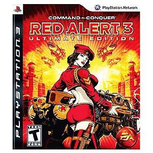 Command e Conquer: Red Alert 3 - PS3 (usado)