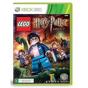 Lego Harry Potter: Anos 5-7 - Xbox 360 (usado)