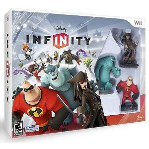 Wii Disney Infinity 1.0 Starter Pack
