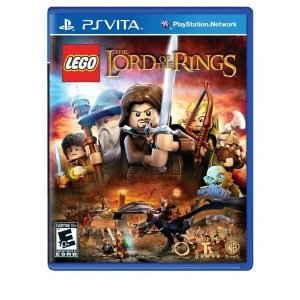 PSV Lego - The Lord of The Rings