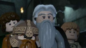 LEGO - THE LORD OF THE RINGS (PSV)