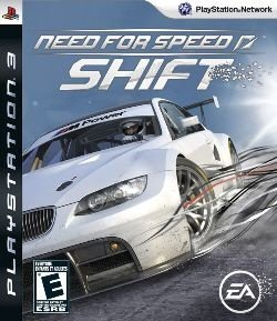 Need For Speed: Shift - PS3 (usado)
