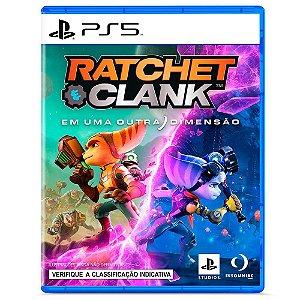 Ratchet e Clank: Em Uma Outra Dimensão - PS5