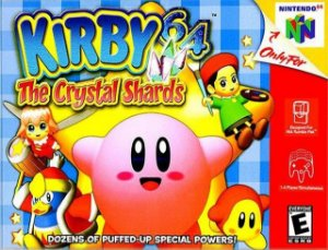 N64 Kirby 64 - The Crystal Shards (usado/relabel)