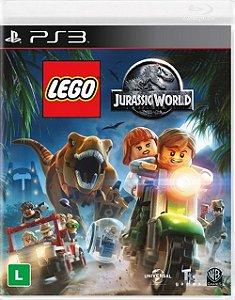 PS3 Lego - Jurassic World