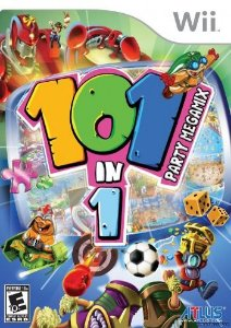 Wii 101 in 1 Party Megamix (usado)