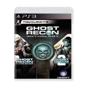 Ghost Recon: Anthology - PS3 (usado)