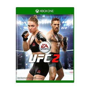 UFC 2 - Xbox One (usado)