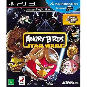 Angry Birds: Star Wars - PS3 (usado)