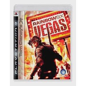 Rainbow Six: Vegas - PS3 (usado)