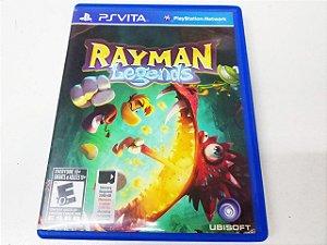 Rayman Legends - PS Vita (usado)