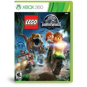 Lego: Jurassic World - Xbox 360
