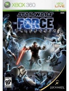 X360 Star Wars - The Force Unleashed (usado)