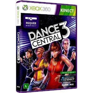 Dance Central 3 - Xbox 360 (usado)
