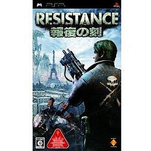 RESISTANCE USADO (PSP)
