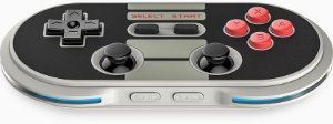 Controle Gamepad Nes30 Pro 8Bitdo Bluetooth PC/Mac/Android/IOS