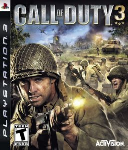 Call of Duty 3 - PS3 (usado)