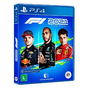 Formula 1 2021 - PS4