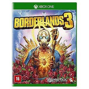 Borderlands 3 - Xbox One (usado)