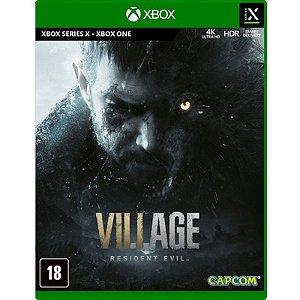 Resident Evil: Village - Series X/Xbox One (usado)