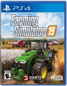 Farming Simulator 19 - PS4