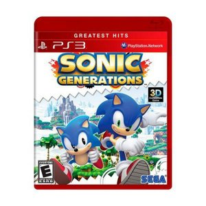 Sonic Generations Hits - PS3
