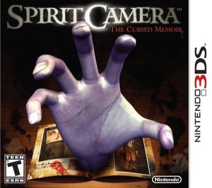 3DS Spirit Camera - The Cursed Memoir (usado)