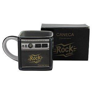 Caneca Amplificador Cubo 300ML - Zona Criativa
